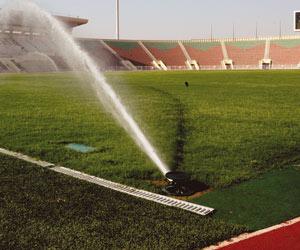 عمان تغري آسيا بـ3 ملاعب جديدة