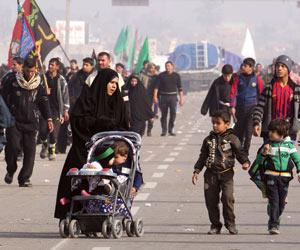 متظاهرو الأنبار يطردون