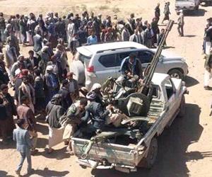سقوط عشرات الحوثيين في معارك مع قبائل حجور