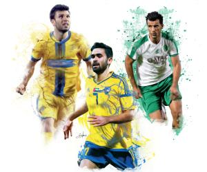 10 سوريين سبقوا خريبين في الدوري السعودي
