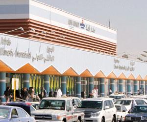 مطار أبها بوابة مسافري الجنوب