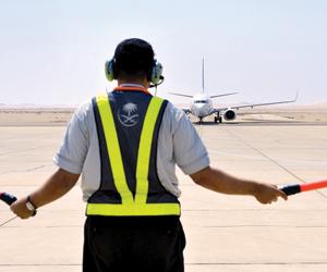 استئناف الرحلات الدولية بمطار الأحساء في أبريل