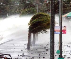 الإعصار شانشان يقطع الكهرباء في اليابان