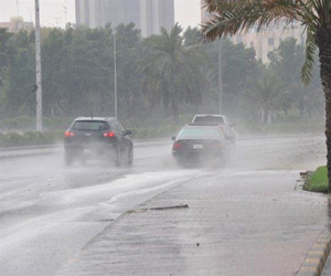 هيئة الأرصاد: توقعات هطول أمطار رعدية على الرياض و