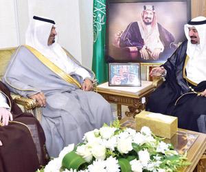 أمير نجران يطالب بتوفير  بيئة استثمارية جاذبة