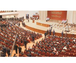سائرون والفتح نحو اختيار رئيس للبرلمان ونائبيه