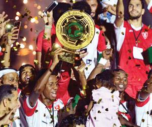 الوحدة أول بطل لدوري الأمير محمد بن سلمان