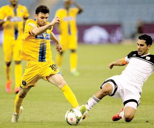 جهاد الحسين: التعاون يتطلع لإنجاز تاريخي والكرة ال