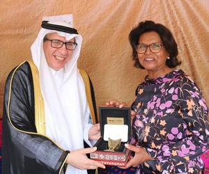 افتتاح الفعاليات السعودية الثقافية بأستراليا 2019