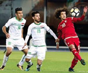عمان والإمارات في نهائي خليجي 23