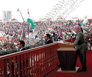استفتاء كردستان يعصف بالعراق ومطالب بإقالة معصوم