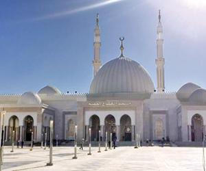 افتتاح ثالث أكبر مسجد في الشرق الأوسط بمصر