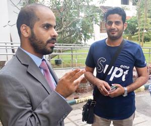 تنسيق لإنقاذ سعوديين عالقين في فيضانات الهند