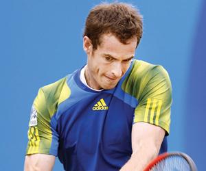 موراي يتصدر تصنيف لاعبي التنس