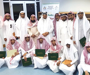 3 فائزين بمسابقة هيئة الرياضة للقرآن الكريم بجازان