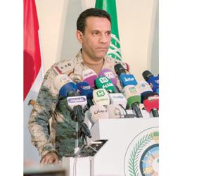 التحالف: تحرير 90 % من الأراضي اليمنية من سيطرة ال