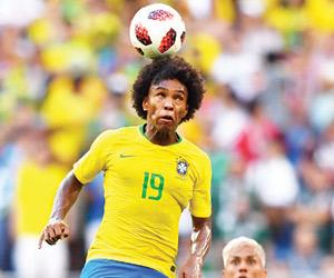 ويليان: قوة هجوم البرازيل سر انتصاراتنا