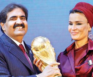 رشاوى قطر أطاحت بـ12 مسؤولا في FIFA
