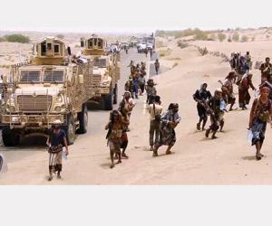 الحوثي يعترف بانهيار ميليشياته