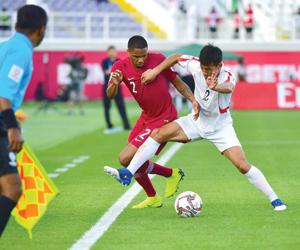 3 قطريين يمثلون منتخب بلادهم