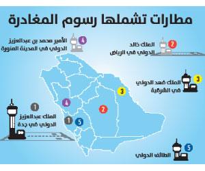 5 مطارات دولية تضخ 3.5 مليارات إضافية