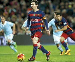 برشلونة أمام فرصة الابتعاد في الصدارة