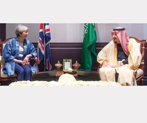 الملك يستعرض العلاقات والتعاون مع 3 دول أوروبية وا