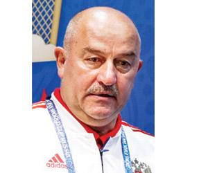 مدرب روسيا: سنخوض مباراة مختلفة