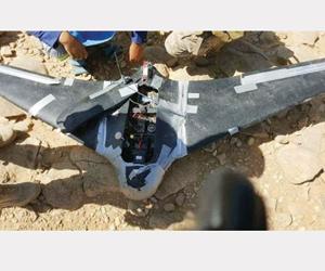 ميليشيات الحوثي ترهب اليمنيين بطائرات الدرون الإي