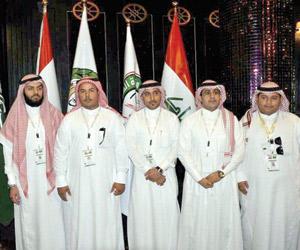 توهج سعودي في بطولة الذاكرة بالعراق