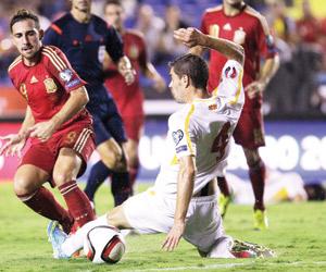 كأس أوروبا.. اختباران صعبان لإسبانيا وألمانيا