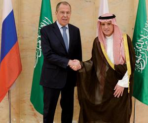 الجبير: فتح سفارة للسعودية  في سورية مرتبط بالتطور