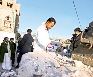 صنعاء.. انفجارات تستهدف منازل