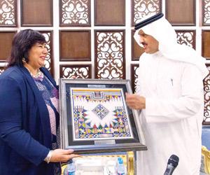 اتفاقية مع مصر لتأهيل سعوديين في إدارة المتاحف وال
