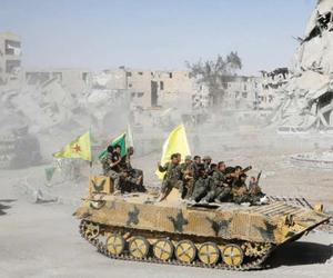 قسد تستكمل تطهير آخر جيوب داعش بسورية