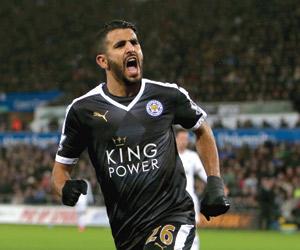 محرز أفضل لاعب في الجزائر