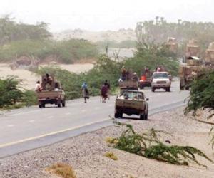 تطهير مناطق واسعة بالدريهمي  من فلول الحوثيين
