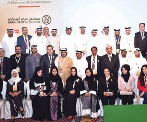 5 توصيات لمؤتمر دبي الرياضي