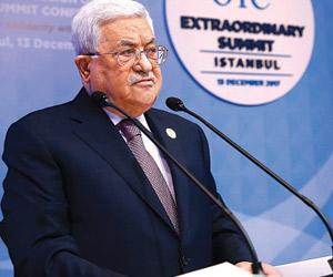 عباس: موقف السعودية ثابت تجاه القضية الفلسطينية