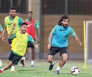 عبدالغني: البطولة خير إعداد للآسيوية