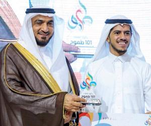 الجامعيات يرفعن الإقبال على جائزة الشباب 101 طموح