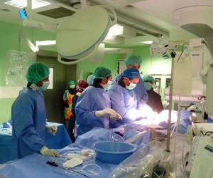 عمليات نوعية تنقذ حياة 7 مصابين