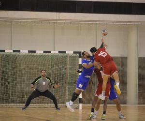 القوات الجوية تحقق كأس اليد في دورة الألعاب الرياض
