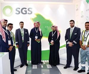 الخدمات الأرضية تشارك  في ملتقى الطيران السعودي