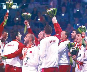 يد قطر تضرب كل المعادلات وتتأهب للأولمبياد المقبل