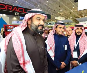 تدشين المؤتمر السعودي الثاني لإنترنت الأشياء