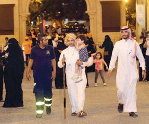 فعاليات رمضانية تعيد إرث جدة للواجهة