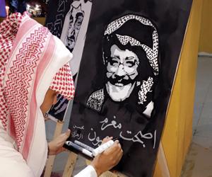 بورتريهات الملوك والمشاهير تلفت الأنظار جريدة الوطن
