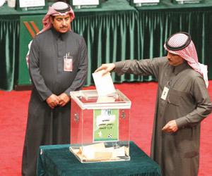 اتحاد القدم يحدد موعد انتخاباته غدا