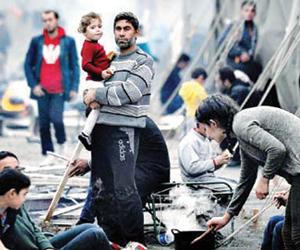 مبادرة لبنانية لحل أزمة النازحين السوريين